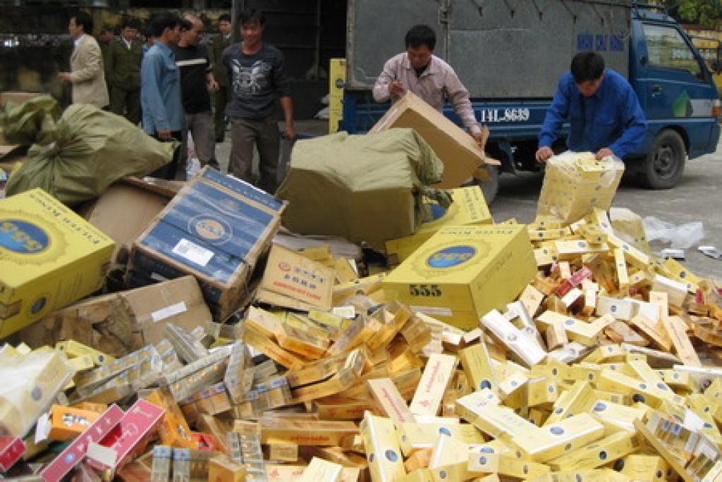 Hàng nghìn tỷ đồng thất thu do thuốc lá lậu: Mới xử lý hình sự 1 vụ