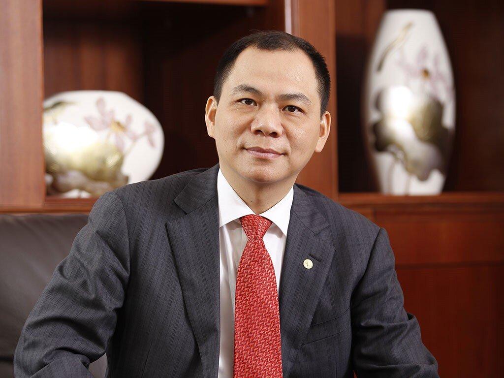 """Lộ diện VSmart, tài sản ông Phạm Nhật Vượng """"vọt tăng"""" hơn 11.000 tỷ đồng trong 1 ngày"""