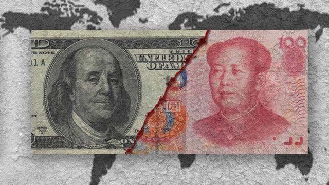 Các hoạt động tài chính qua biên giới bằng USD của Trung Quốc đã tăng nhanh hơn bất cứ nền kinh tế mới nổi nào khác. Ảnh: Shutterstock