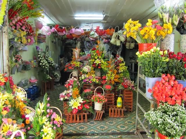Thị trường quà tặng sôi động, trong đó hoa tươi vẫn là vẫn có sức hút lớn nhất