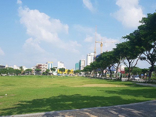 Lô đất A20, Võ Văn Kiệt, phường An Hải, quận Sơn Trà, Đà Nẵng mà Công ty cổ phần Vipico trúng đấu giá nhưng vừa bị hủy kết quả đấu giá.