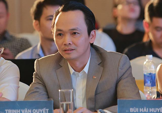 Ông Trịnh Văn Quyết từng có thời điểm dẫn đầu danh sách những người giàu nhất thị trường chứng khoán Việt