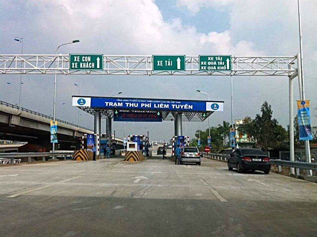 Ai tiếp tay cho bà chủ 8X Vũ Thị Hoan thu phí cao tốc Cầu Giẽ - Ninh Bình?