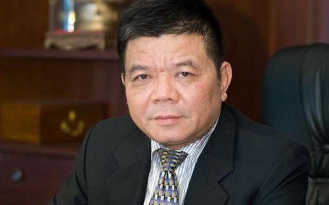 Ông Trần Bắc Hà - cựu Chủ tịch BIDV