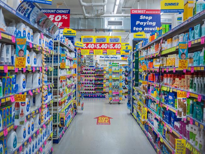 Ngành bán lẻ sẽ không loại bỏ hẳn trung tâm mua sắm truyền thống
