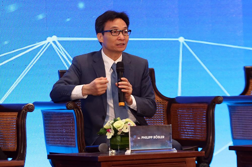 Phó Thủ tướng: Việt Nam cần có suy nghĩ mới về khởi nghiệp