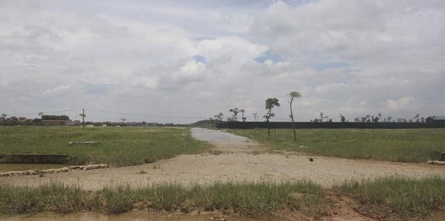 Nhiều dự án khu đô thị bỏ hoang nhiều năm nằm trong diện bị thu hồi.
