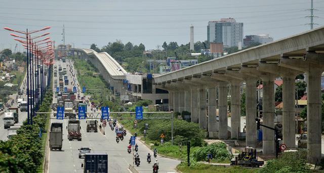 5 dự án đường sắt đô thị đội vốn thêm 132.000 tỷ đồng.