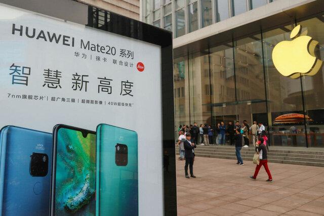 """Làn sóng tẩy chay hàng Mỹ tại Trung Quốc sau vụ bắt """"nữ tướng"""" Huawei"""