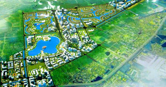 Hà Nội duyệt thêm một khu đô thị mới ở Long Biên