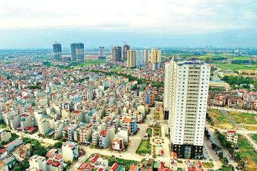 Bộ Xây dựng yêu cầu báo cáo tình hình phát triển đô thị năm 2018