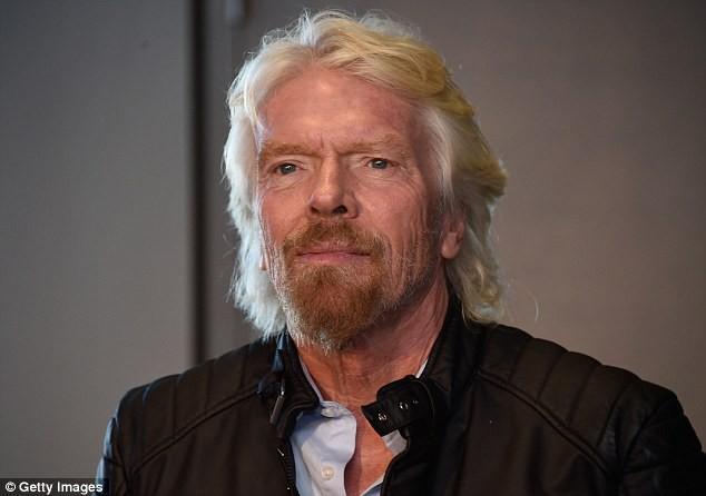 Tỷ phú tự thân Richard Branson luôn hối hận vì quyết định này
