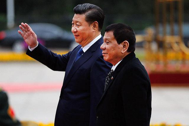 Philippines lo ngại làn sóng lao động nhập cư ồ ạt từ Trung Quốc - Ảnh 1.