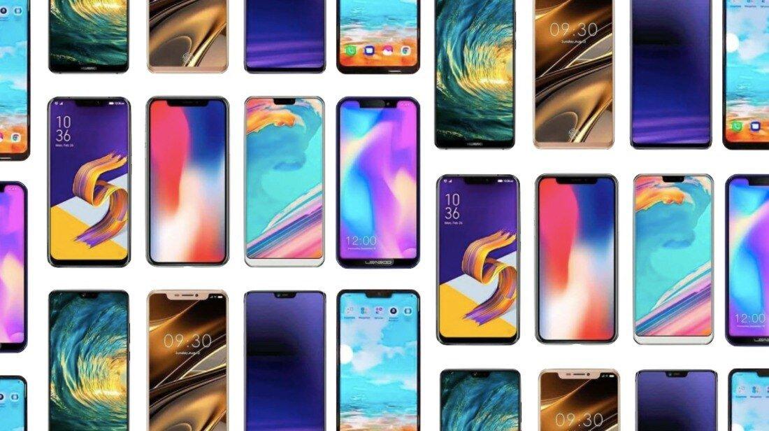 Những xu hướng nổi bật trên thị trường smartphone năm 2018