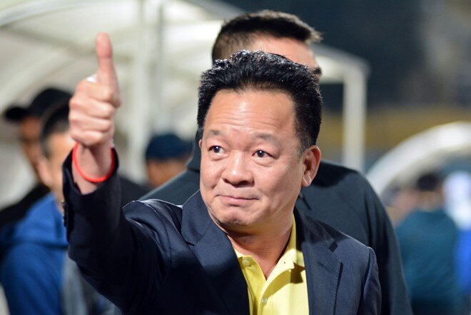 """Bầu Hiển thắng kiện công ty cũ của Shark Vương, cổ phiếu SHB """"bứt tốc"""""""