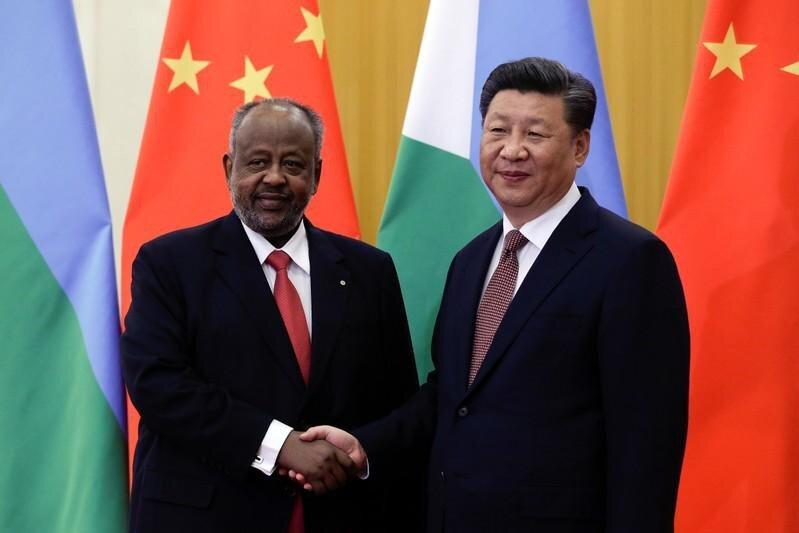 Trung Quốc tuyên bố vượt Mỹ để giành lấy châu Phi