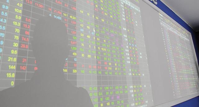 Cổ phiếu VJC sụt giảm trong phiên giao dịch đầu năm
