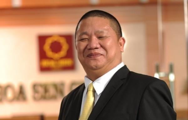 Mức thu nhập của ông Lê Phước Vũ theo vị trí chức danh gây bất ngờ
