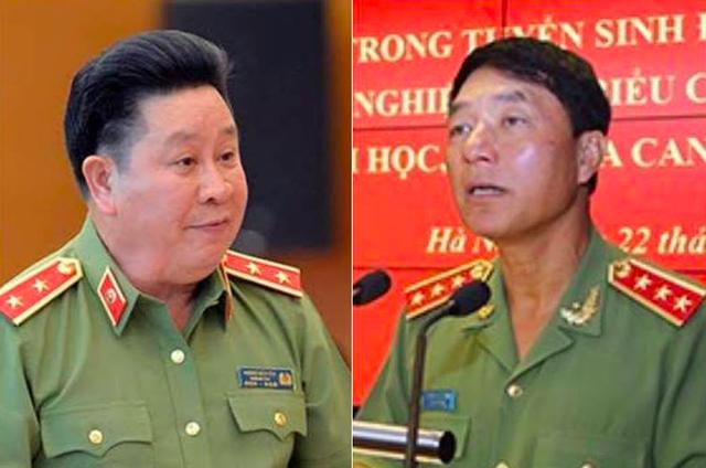 """Hai cựu Thứ trưởng và sĩ quan tình báo Bộ Công an giúp Vũ """"nhôm"""" thâu tóm đất công"""