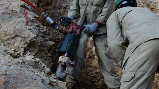 Đào hầm sâu 60m vào lòng sông tìm vàng, 40 người Afghanistan thiệt mạng