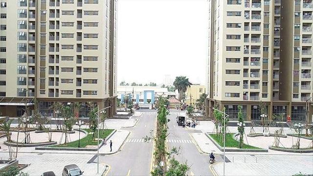 """Nhà ở cho thuê tại dự án NƠXH Phú Lãm (Hà Đông, Hà Nội) """"ế"""" hàng trăm căn"""
