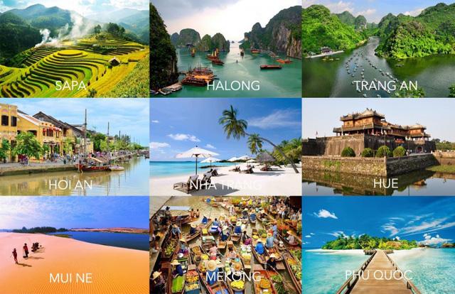 Chính phủ thực hiện giải pháp đột phá, đổi mới tư duy làm du lịch