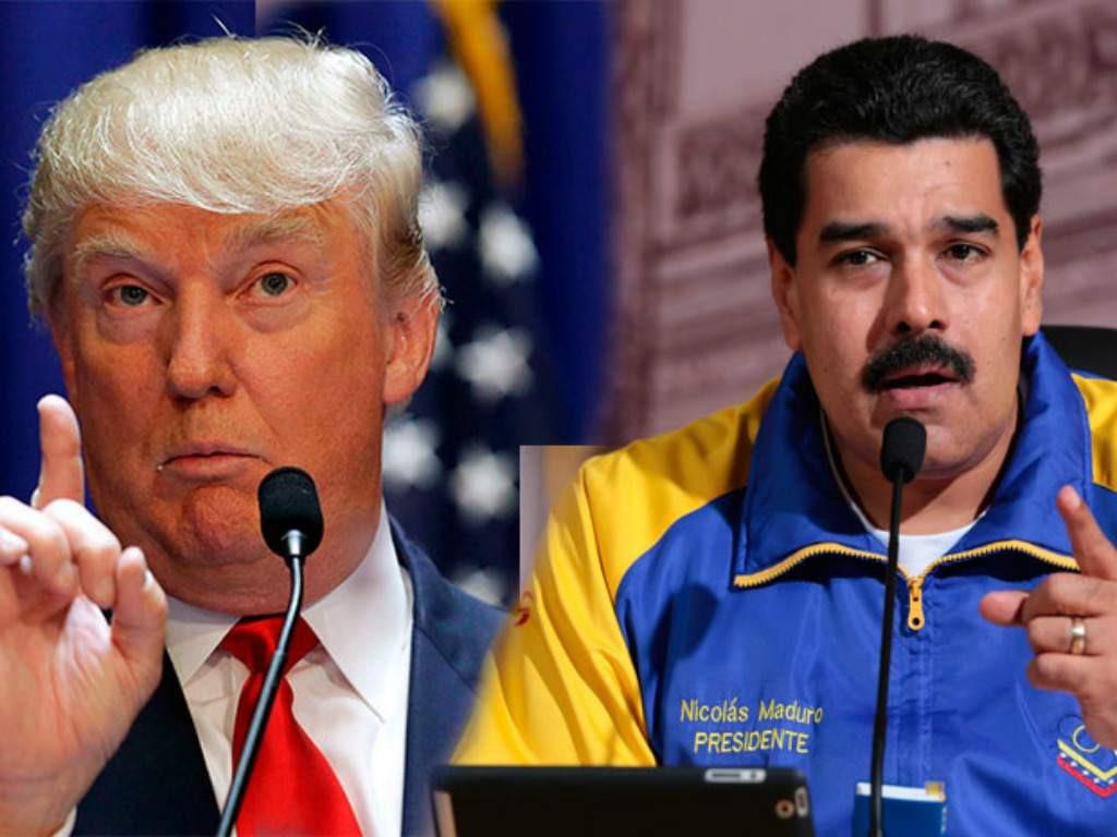 Mỹ ban hành lệnh trừng phạt tội tham nhũng ở Venezuela - Ảnh 1.