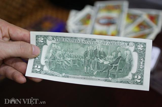 Tiền 2 USD in hình con heo đắt như tôm tươi trước Tết Kỷ Hợi 2019 - Ảnh 6.