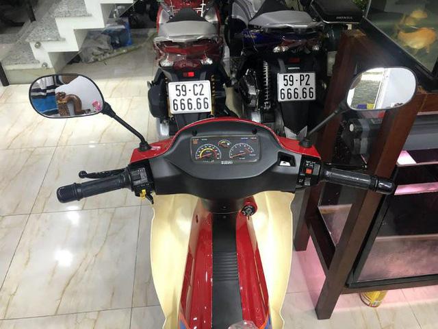 Xe máy Suzuki 17 năm vẫn còn zin: Giá huyền thoại 1 tỷ đồng - Ảnh 5.
