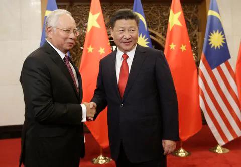 """Vụ bê bối tham nhũng của Malaysia phanh phui mặt tối của Sáng kiến """"Vành đai, Con đường"""" - Ảnh 1."""