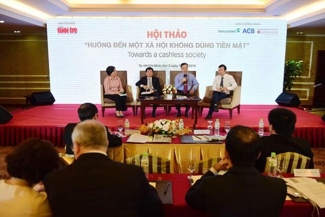 Người Việt thích dùng tiền mặt vì sợ rủi ro trong thanh toán online - Ảnh 1.
