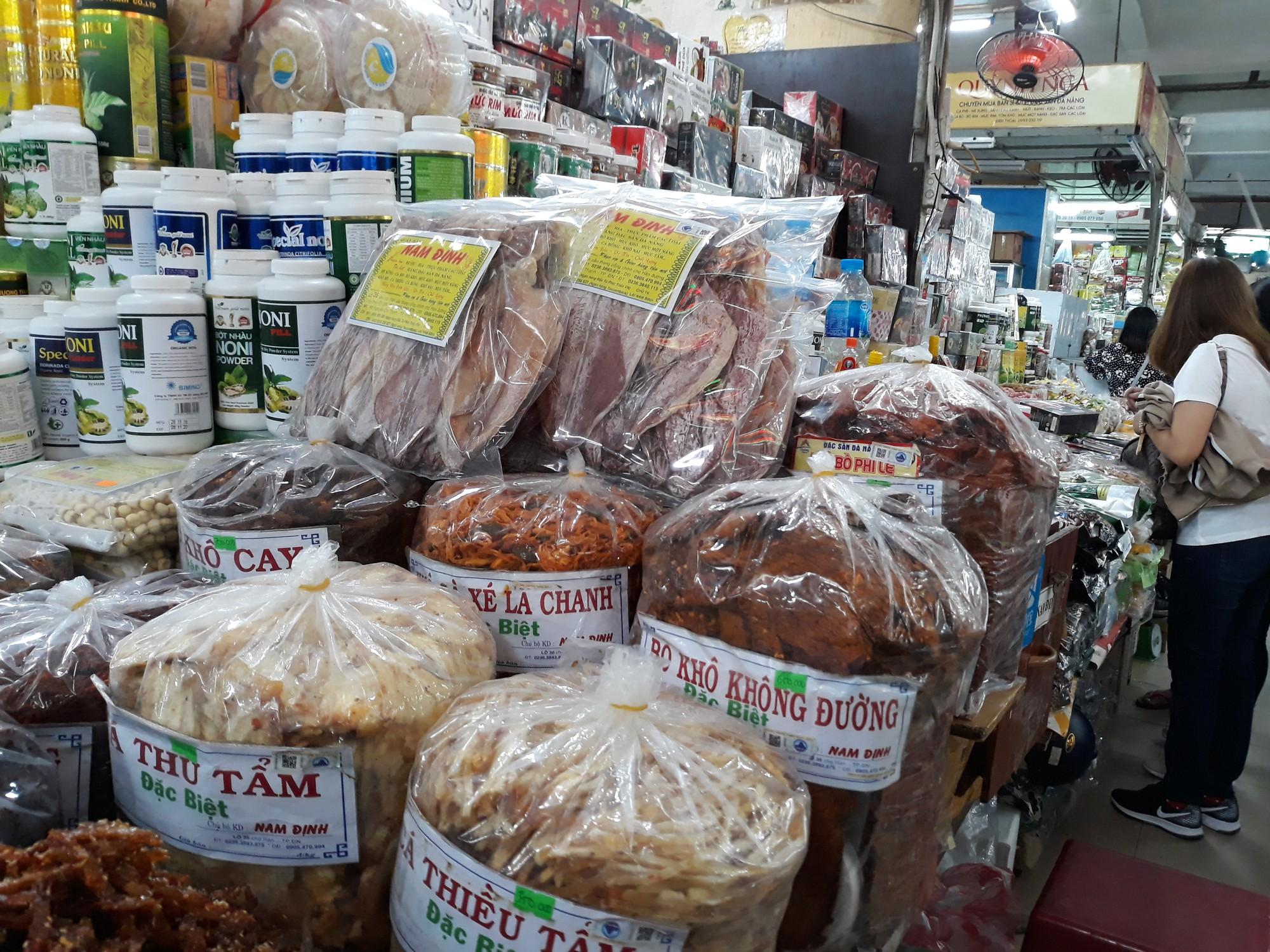 Đà Nẵng: Dồi dào hàng hóa phục vụ Tết Nguyên đán