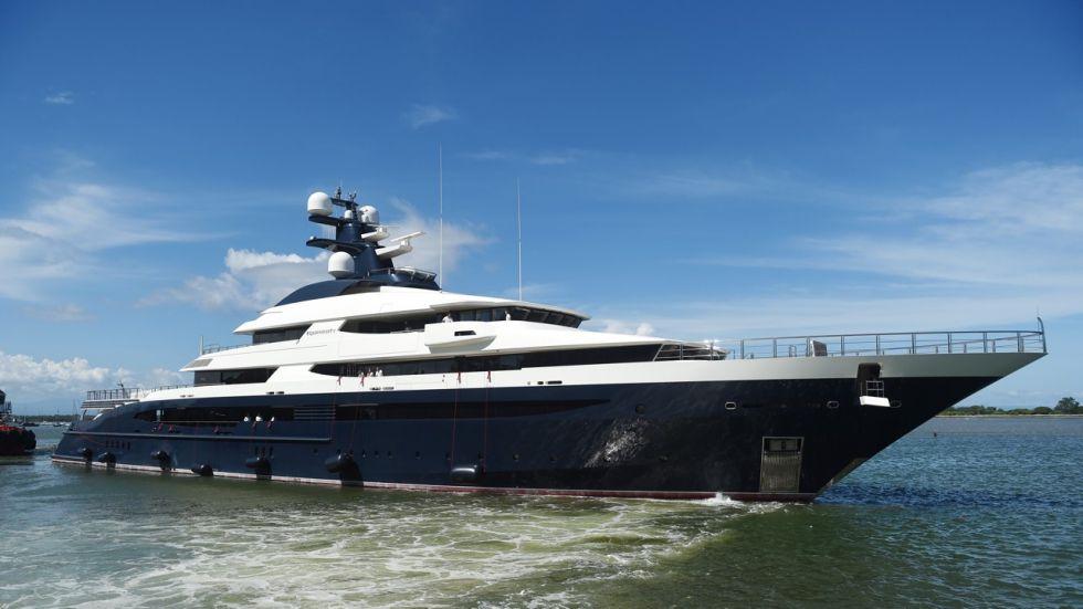 Dính vụ tham nhũng 1MDB, siêu du thuyền của Malaysia ế chỏng chơ, rớt giá thảm