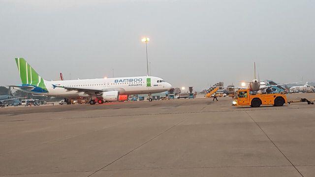 Bamboo Airways tăng cường bay đêm chặng TP.HCM - Hà Nội từ 3/2- 13/2 - 1