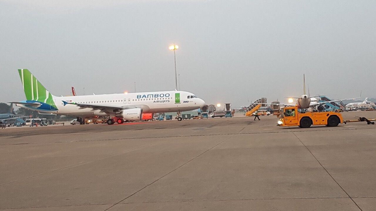 Bamboo Airways tăng cường bay đêm chặng TP.HCM - Hà Nội từ 3/2- 13/2