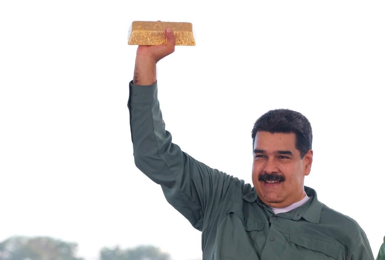 Công ty UAE mua 3 tấn vàng từ Venezuela bất chấp cảnh báo của Mỹ