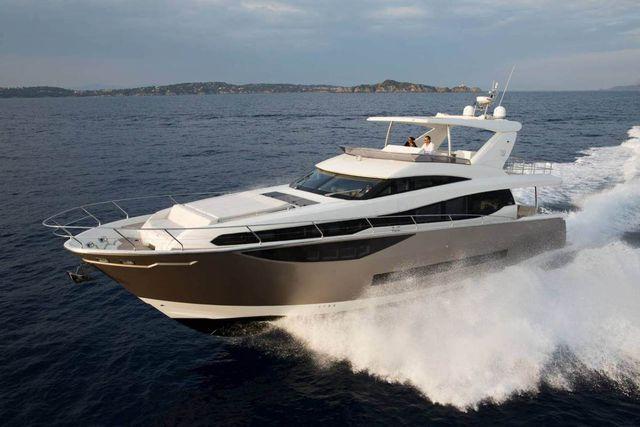 Du thuyền Prestige 750 có giá gần 80 tỷ đồng.