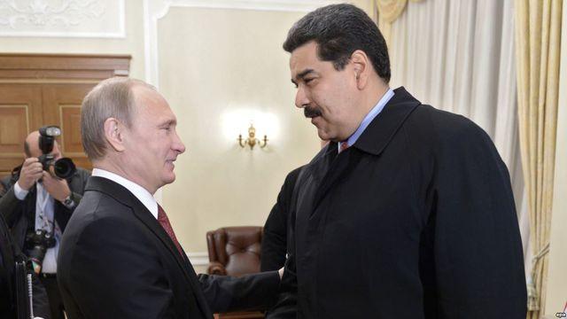 """Venezuela khủng hoảng, Nga có thể """"mất trắng"""" hàng tỷ USD và đồng minh lâu năm - 1"""