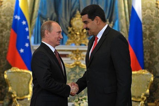 """Venezuela khủng khoảng, Nga - Trung có nguy cơ """"mất trắng"""" các khoản vay - 3"""
