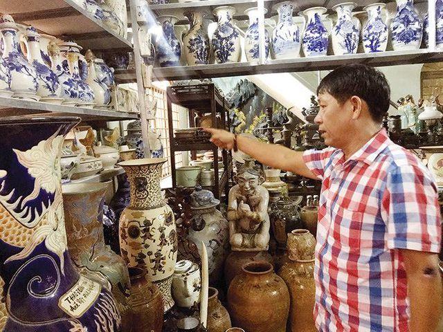 Đại gia Sài Gòn sở hữu kho 10 vạn cổ vật  lớn nhất châu Á - 2