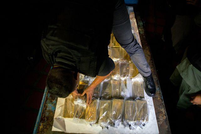 Công ty Thổ Nhĩ Kỳ bí mật chuyển 900 triệu USD vàng cho Venezuela - 1