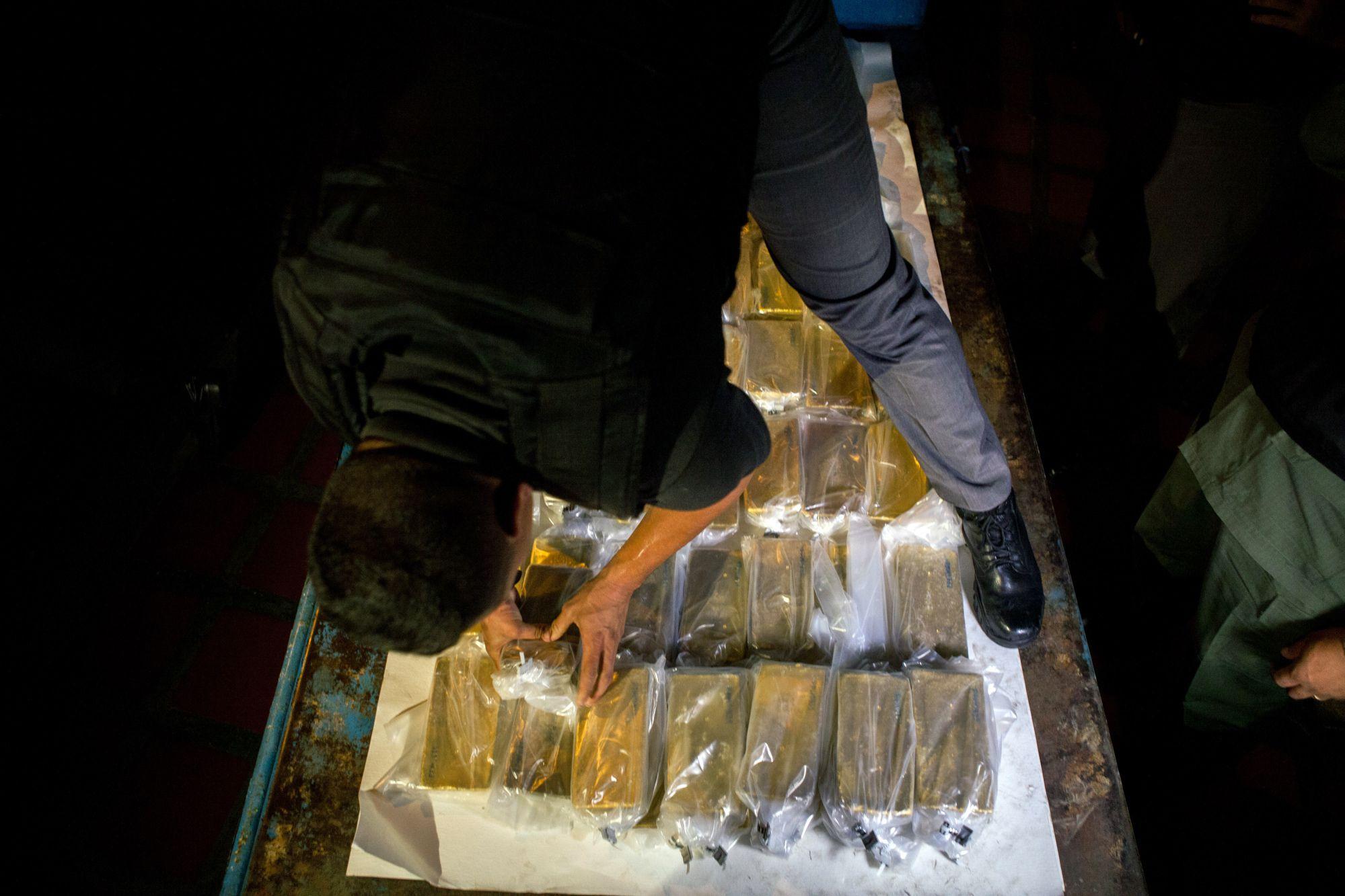 Công ty Thổ Nhĩ Kỳ bí mật chuyển 900 triệu USD vàng cho Venezuela