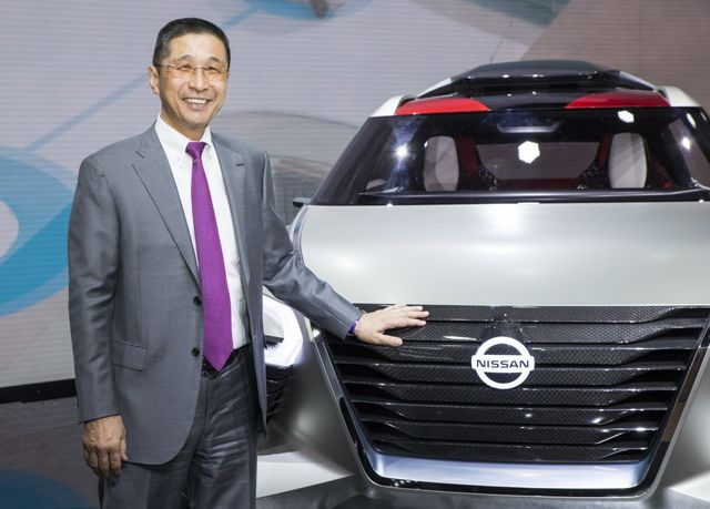 Nissan không muốn có chung chủ tịch với Renault - 2