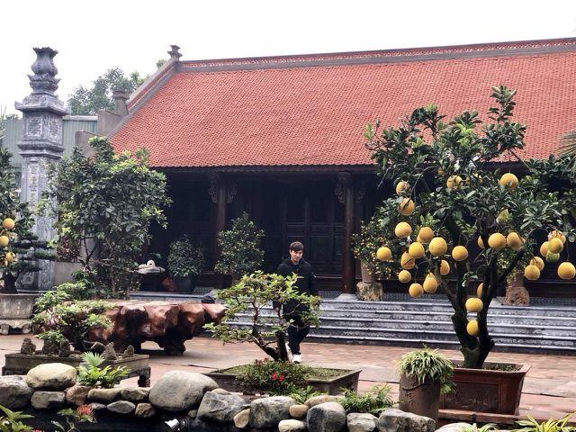Biệt phủ gỗ 3D chục tỷ đồng: Nhà hoài cổ nét lạ của đại gia Việt - 2