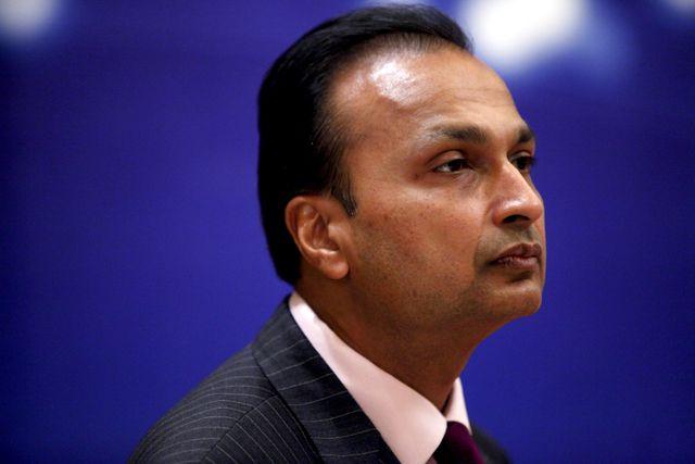 Nếu các khoản nợ này không được thanh toán trong vòng 4 tuần tới, tỷ phú Anil Ambani sẽ bị bỏ tù trong 3 tháng. (Nguồn: Bloomberg)