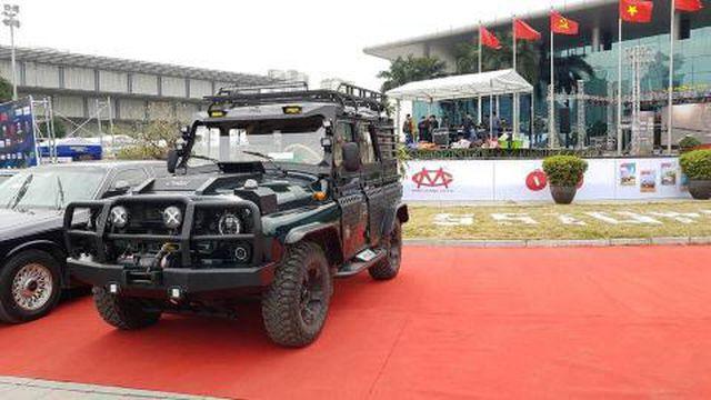 Xe Nga kết thúc giấc mơ trên đất Việt - 3