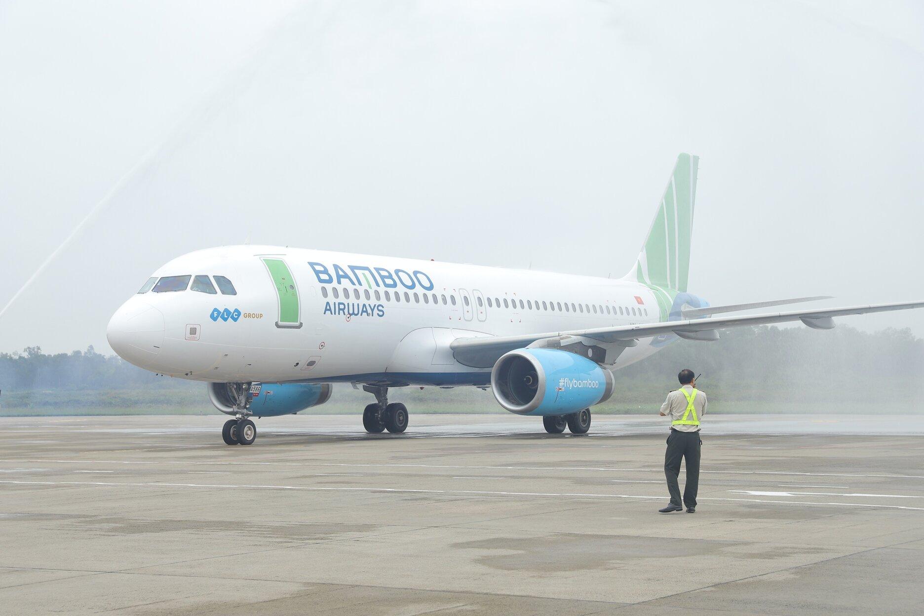 Bamboo Airways chính thức khai trương 4 đường bay từ Vinh, giá vé ưu đãi từ 149.000 đồng