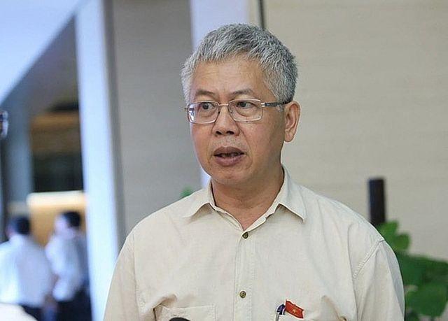 Tiến sĩ Nguyễn Đức Kiên: