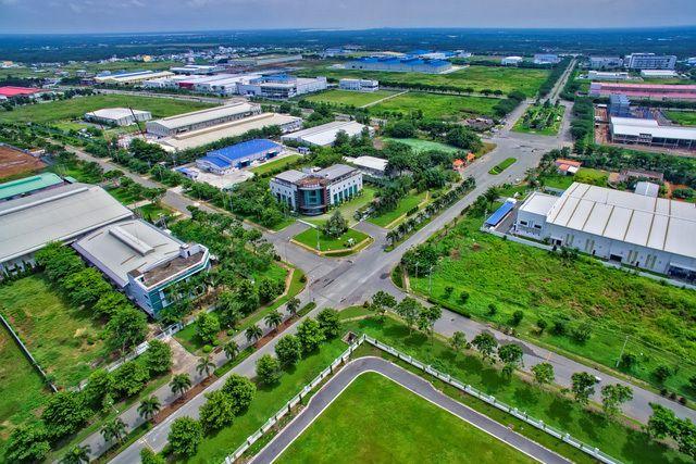 Việt Nam dành gần 80.000 ha đất xây khu công nghiệp trên cả nước