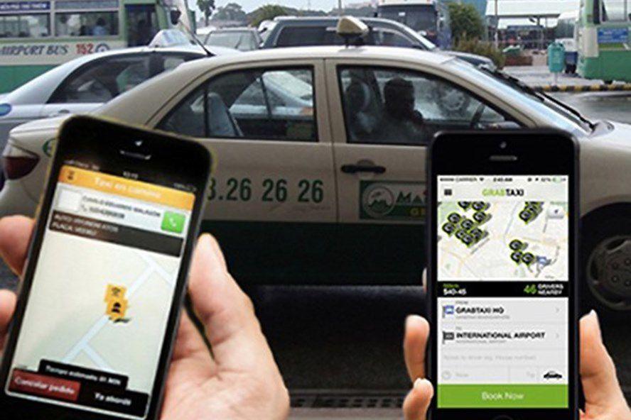 """Lơ mơ định danh taxi công nghệ, """"đau đầu"""" chuyện thất thu thuế"""